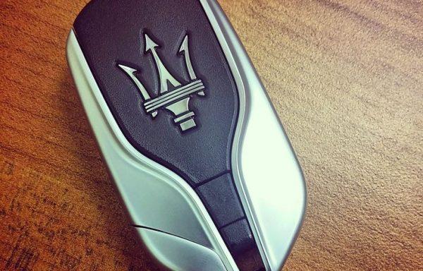 سوئیچ مازراتی Maserati