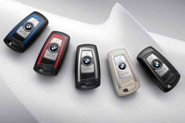 ریموت بی ام و BMW